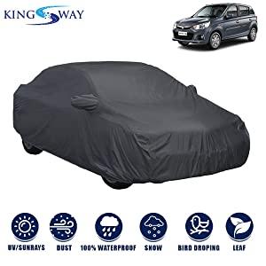 Kingsway Dust Proof Car Body Cover with Mirror Pockets for Maruti Suzuki Alto K10  Model Year  AllTrickz.jpg