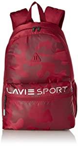 Lavie Sport Makena Casual Backpack 24 Litres Navy Blue Casual Backpack AllTrickz.jpg