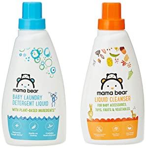 Mama Bear Amazon Brand   Plant Based Baby Laundry Detergent   Liquid Cleanser Combo   500 ml AllTrickz.jpg