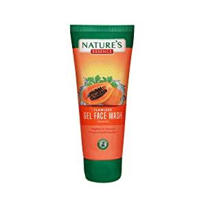 Natures Essence flawless gel face wash Papaya 65ml AllTrickz.jpg