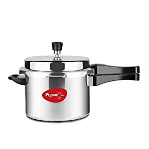 Pigeon Aluminium Pressure Cooker  14332  7.5 Litre AllTrickz.jpg