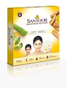 Santoor Brightening Sheet Mask Aloe   Sandal AllTrickz.jpg