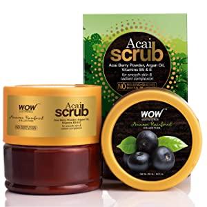 WOW Skin Science   Amazon Rainforest Collection   Rain Forest Acai Scrub   No Parabens AllTrickz.jpg