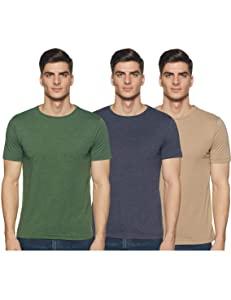 Amazon Brand   Symbol Mens Solid Regular Fit Half Sleeve T Shirt  Combo Pack of 3   AW18PLMPO3R1_Grey AllTrickz.jpg
