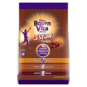 Bournvita Cadbury 5 Star Magic Health Drink Pack AllTrickz.jpg