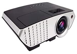 Dinshi Pro 2200 Lumens Multimedia LED Projector with HDMI AllTrickz.jpg