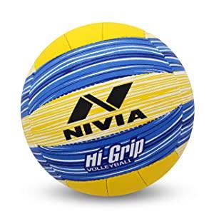 Nivia Hi Grip Volley Ball  VB 482  AllTrickz.jpg