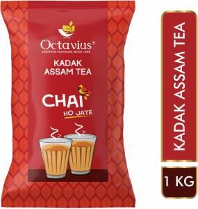 Octavius Kadak Assam CTC Tea Pouch 1 kg  AllTrickz.jpg