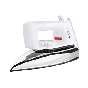 Sunflame Popular DX 1000 Watt Dry Iron  White  AllTrickz.jpg