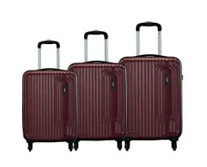 VIP Trace Polycarbonate Hardsided Luggage Small  55cm AllTrickz.jpg