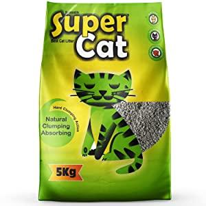 WOW DOG Cat Litter Sand Advance 100 % Natural Scoopable Bentonite Clumping Litter 10 KG AllTrickz.jpg